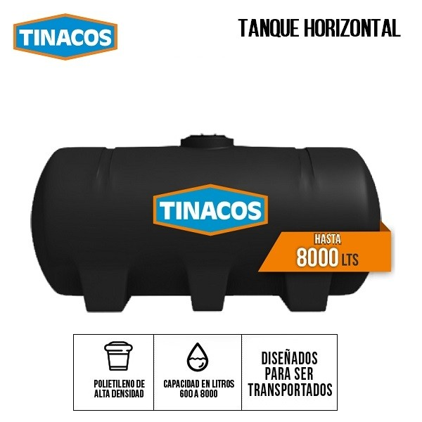 TANQUE HORIZONTAL AGRO INDUSTRIAL