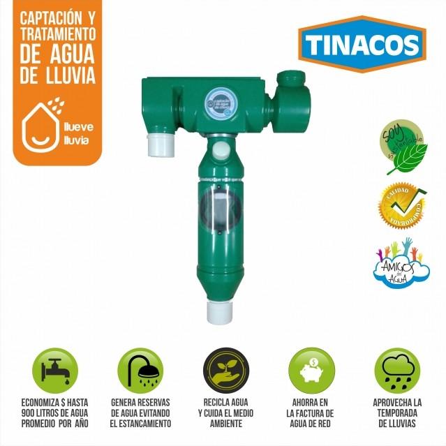 LLUEVELLUVIA TINACOS